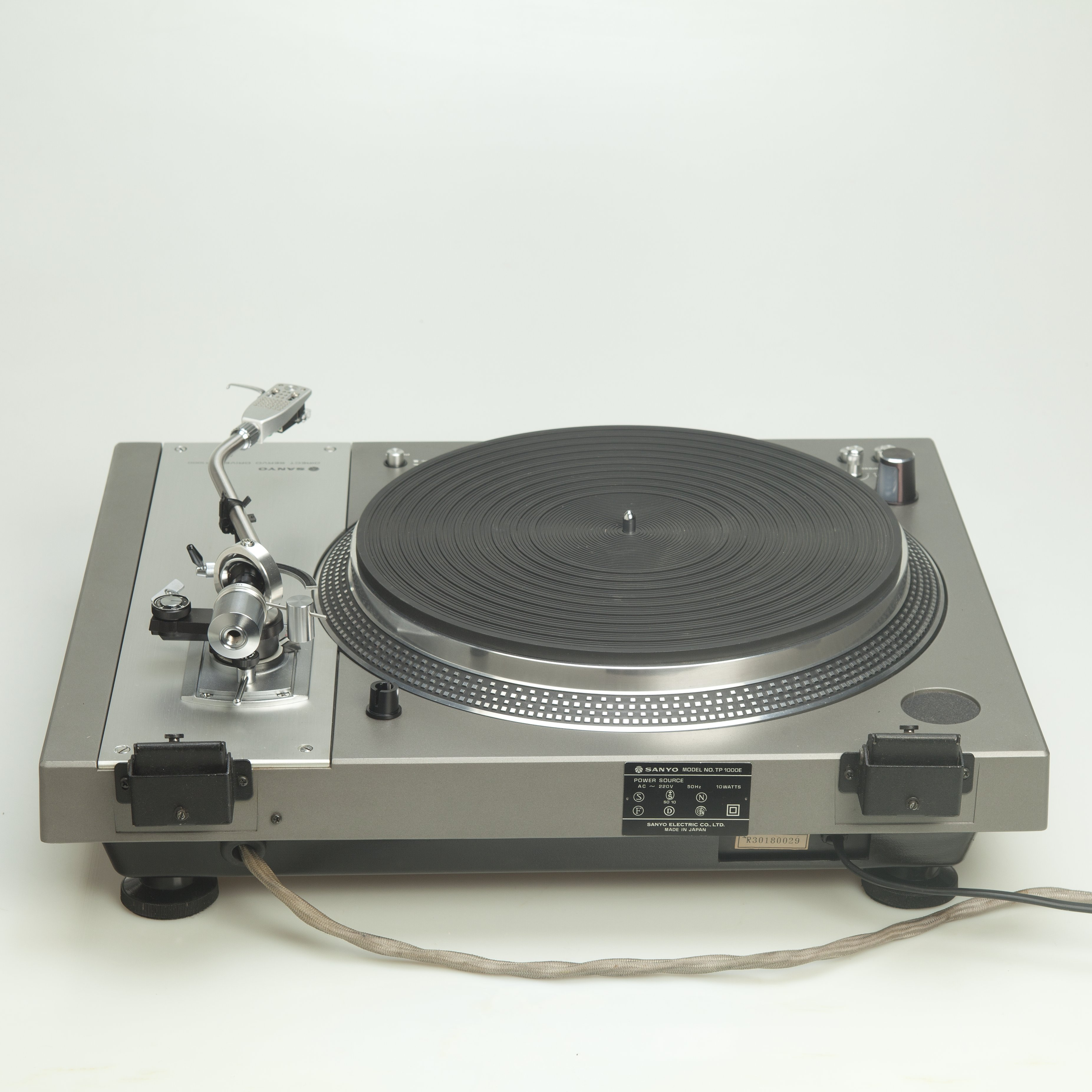 Sanyo Tp 1000 Turntable