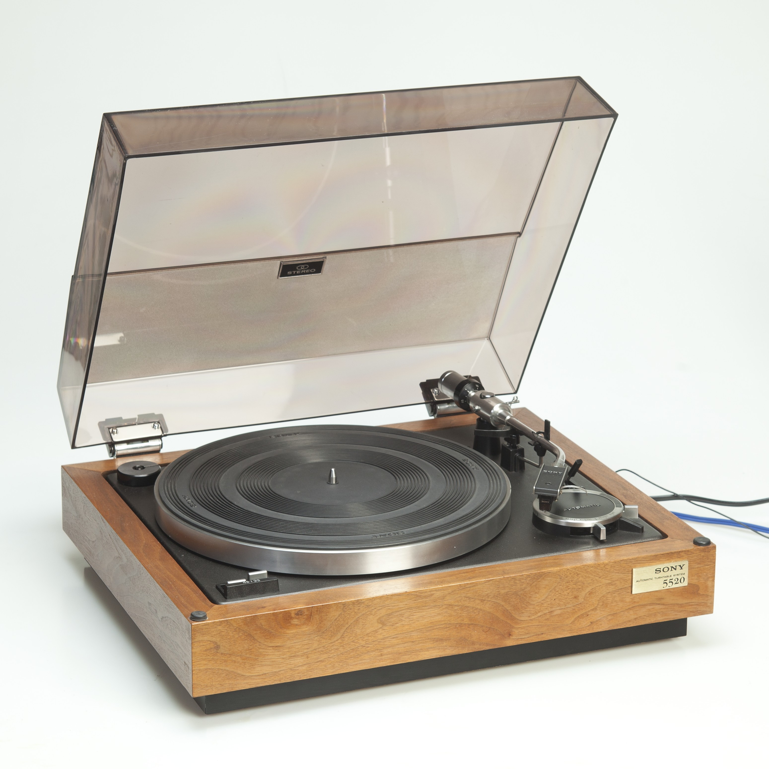 Sony Ps 5520 Turntable