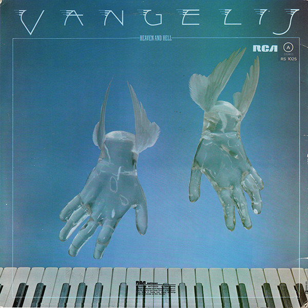 Vangelis Heaven And Hell Vinyl Records Online Praha