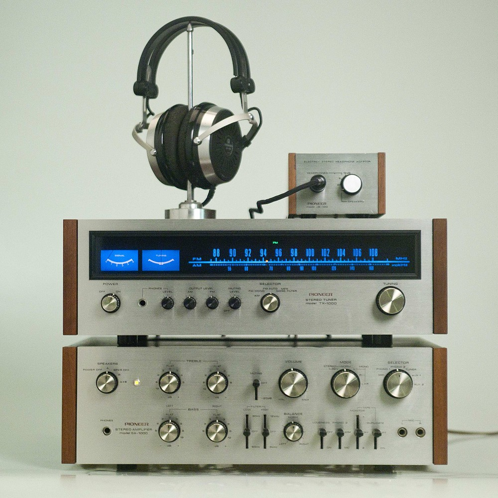 Service Fusion Login >> Pioneer - SA-1000 - hi-fi system