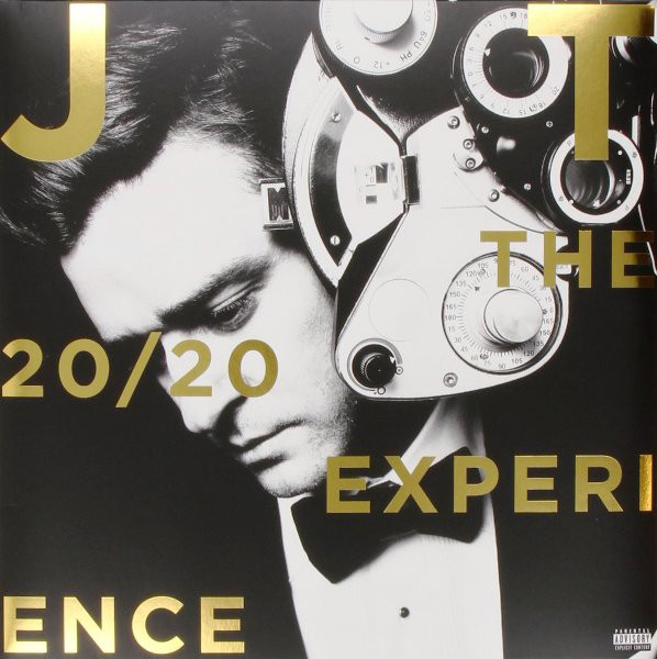 justin timberlake the 20 20 experience 2 of 2 vinyl records online praha. Black Bedroom Furniture Sets. Home Design Ideas