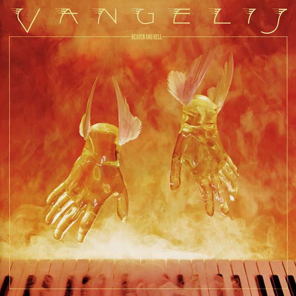 Vangelis Heaven And Hell Vinyl Records Online Praha