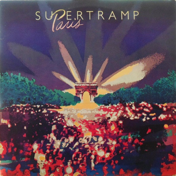 Supertramp Paris Vinyl Lp