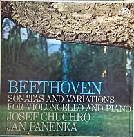 Ludwig van Beethoven - Sonatas And Variations For Violoncello And Piano