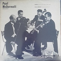Paul McDemott string quartet - Haydn: Quartet in D major (The Lark); Felix Werder: String Quartet No. 5