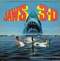 Alan Parker - Jaws 3-D - Music From The Original Motion Picture Soundtrack