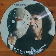 Alice Cooper - Limited Edition Interview Picture Disc