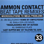 AmmonContact ‎ - Beat Tape Remixes