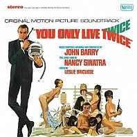 John Barry ‎ - You Only Live Twice (Original Motion Picture Soundtrack)