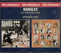 Bangles - Two Originals: All Over The Place & Different Light