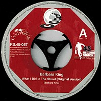 Barbara King - What I Did In The Street