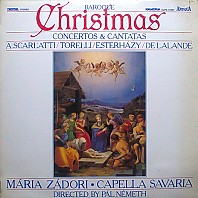 Various Artists - Baroque Christmas - Concertos & Cantatas