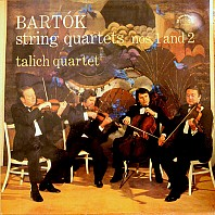 Béla Bartók - Talich Quartet - String Quartets Nos. 1 And 2