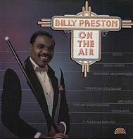 Billy Preston ‎ - On The Air