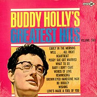 Buddy Holly - Buddy Holly's Greatest Hits Volume Two
