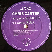 Chris Carter - Voyager / Plex