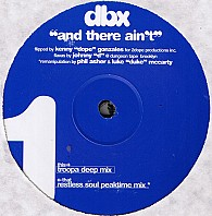 DBX - And There Ain't