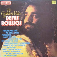 Démis Roussos - The Golden Voice Of Demis Roussos