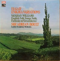 Elgar - Vaughan Williams*,