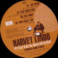 Harvey Lindo - EP 2 Cuts From The Album Kid Gloves