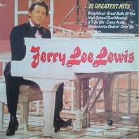 Jerry Lee Lewis - 18 Greatest Hits