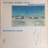 Manuel Barrueco - Works For Guitar