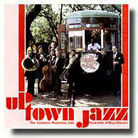 The Louisiana Repertory Jazz Ensemble - Uptown Jazz