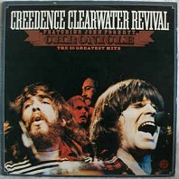 Creedence Clearwater Revival Featuring John Fogerty - Chronicle - The 20 Greatest Hits