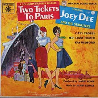 Joey Dee And The Starliters - Two Tickets To Paris