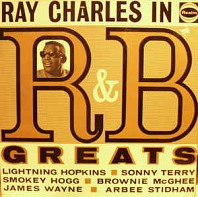 Ray Charles In R&B Greats