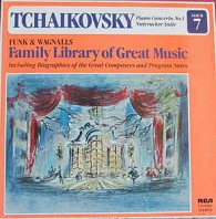 Tchaikovsky - The Piano Concerto No. 1 / Nutcracker Suite