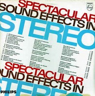Spectacular Sound Effects In Stereo