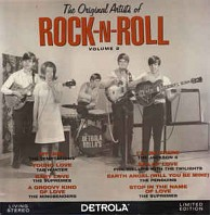 Various Artists - Detrola Presents The Original Artists Of Rock-N-Roll Volume 2