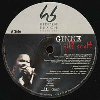 Jill Scott - Gimme / He Loves Me (Lyzel In E Flat) (Illegal Remix)