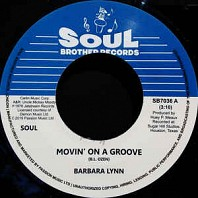 Barbara Lynn - Movin' On A Groove / Disco Music