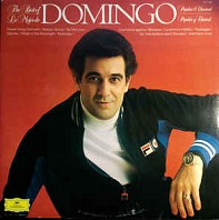 Placido Domingo - The Best Of Popular & Classical / Lo Mejor De Popular y Clasical