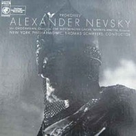 Thomas Schippers, New York Philharmonic, Lili Chookasian, The Westminster Choir, Prokofiev - Alexander Nevsky