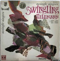 Swingle Singers - Swingling Telemann