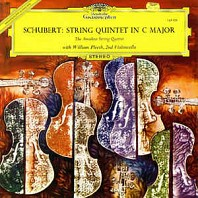 Schubert, The Amadeus String Quartet, William Pleeth - String Quintet In C Major
