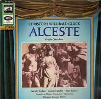 Christoph Willibald Gluck - Alceste