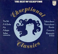 Ekseption - Ekseptional Classics - The Best Of Ekseption
