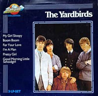The Yardbirds - Timewind Collection