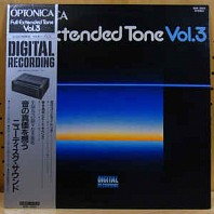 Yuri Tashiro Piano Trio - Optonica - Full Extended Tone Vol. 3