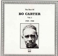 Bo Carter - The Best Of Bo Carter Vol.1 1928-1940