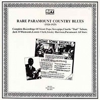 Rare Paramount Country Blues (1926-1929)
