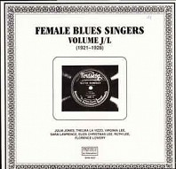 Various Artists - Female Blues Singers Volume J/L (1921 - 1928)