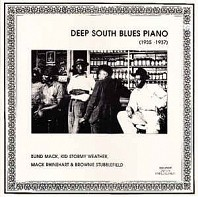 Deep South Blues Piano (1935-1937)