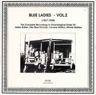 Blue Ladies - Vol.2 (1937-1939)