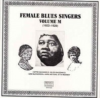 Various Artists - Female Blues Singers Volume M (1922-1929)