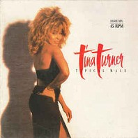 Tina Turner - Typical Male (Dance Mix)